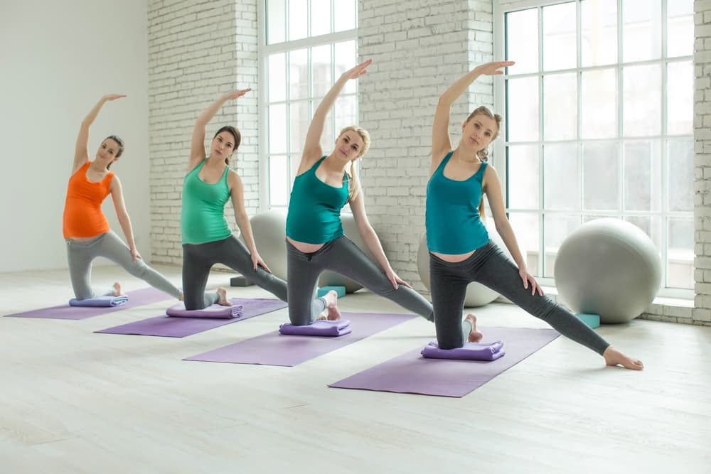 Yoga For Pregnancy (The Latest Research, Instructions ...