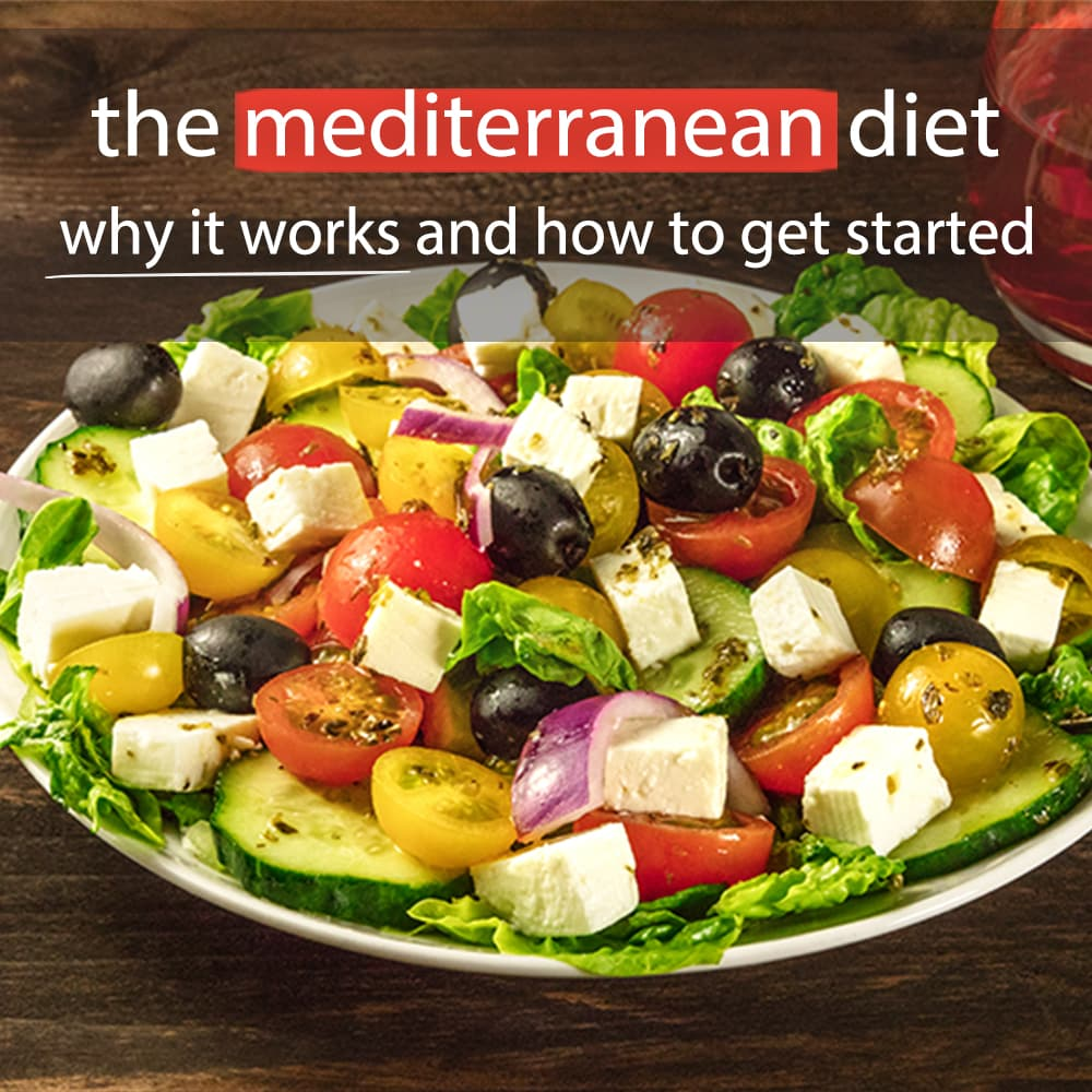 The Mediterranean Diet: Why It Works And How To Get Started