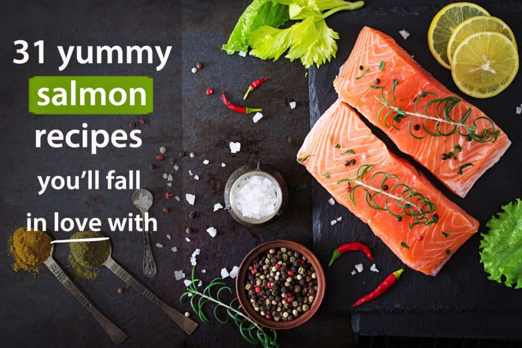 Get excited about eating salmon with these 31 super easy recipes approved by a non-conventional, real food dietitian.