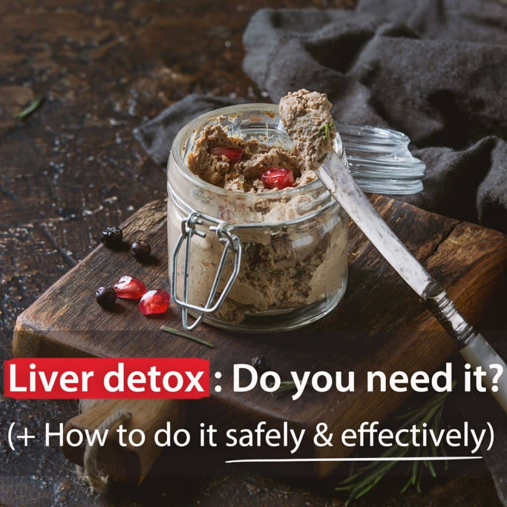 Thinking of trying a liver detox? Learn how to do it the scientific way and discover how to support your body's innate detox machinery without supplements.