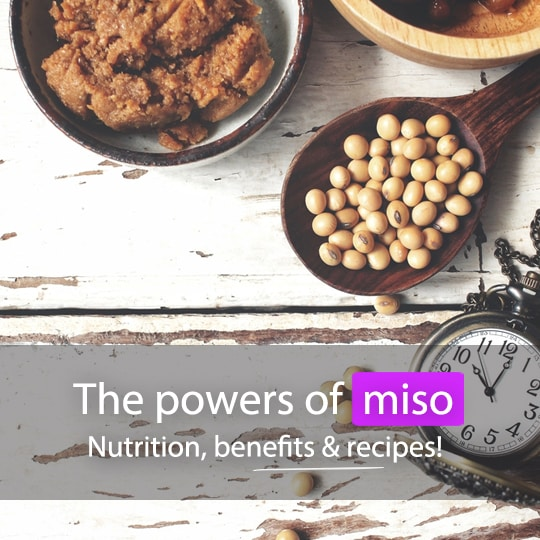 What is miso, is it healthy and how do you use it?