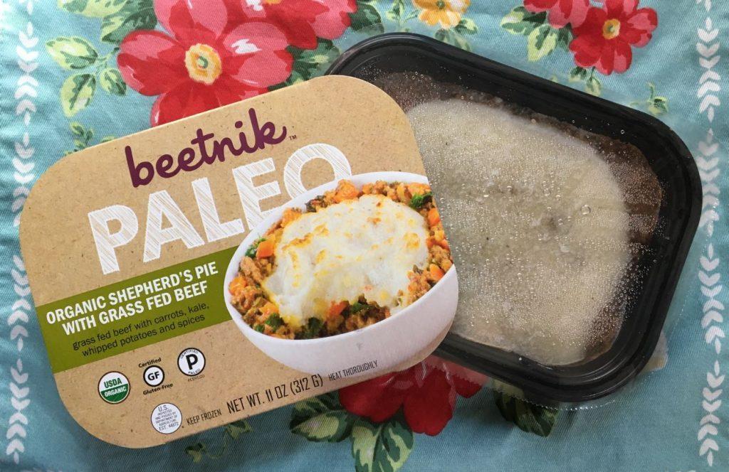 Beetnik Organic Shepard's Pie with Grass-Fed Beef Health Frozen Foods