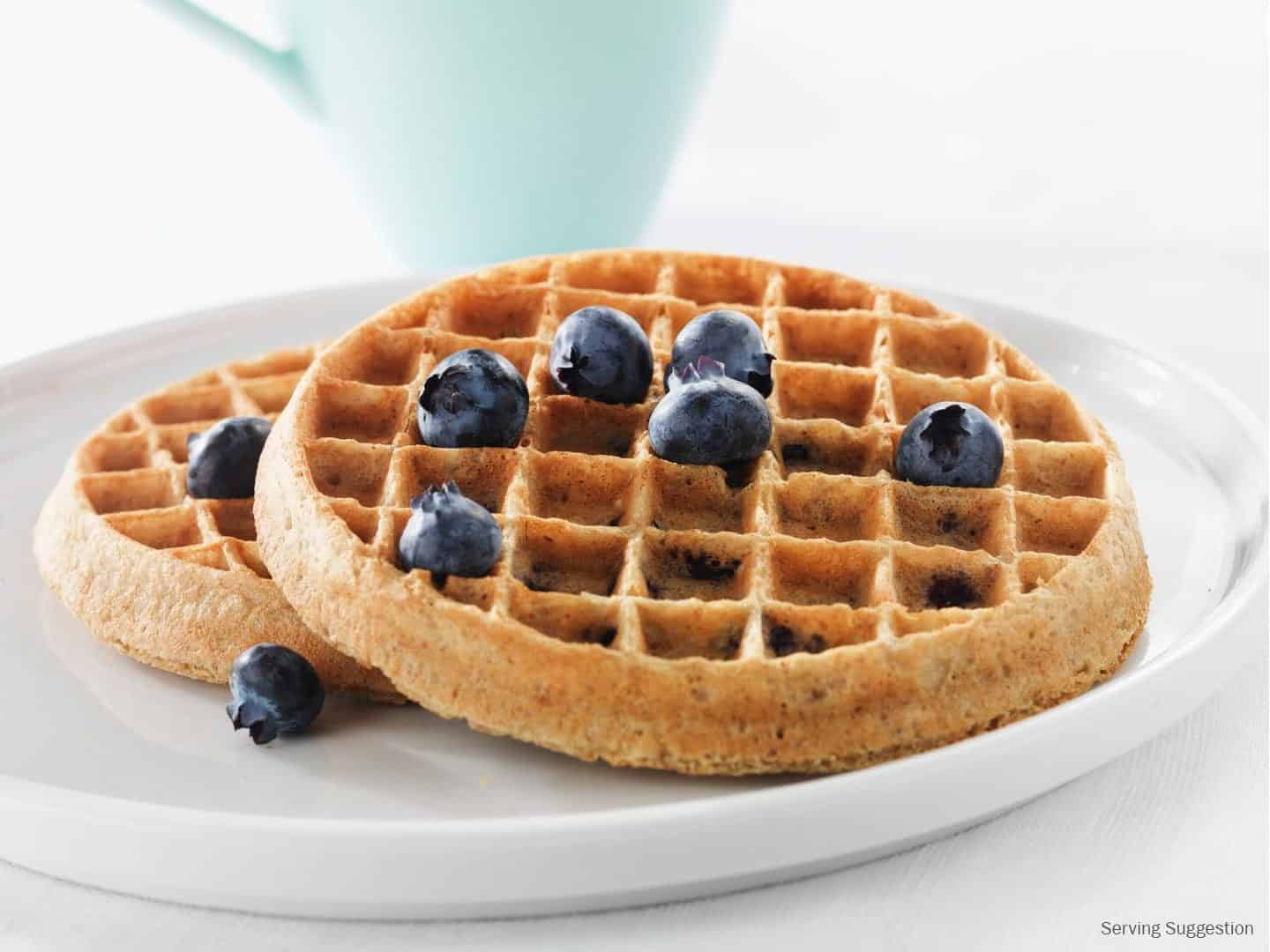 Kashi Blueberry Waffles Health Frozen Foods