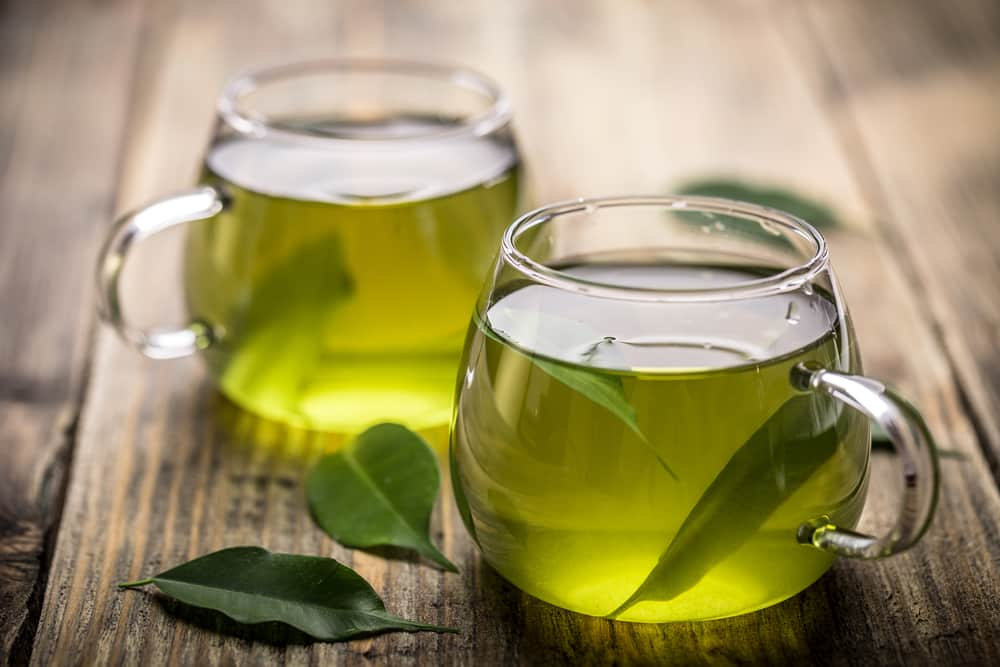 Sip green tea how to lose lbs fast