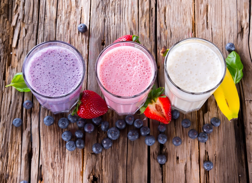 Switch To A Morning Smoothie how to lose lbs fast