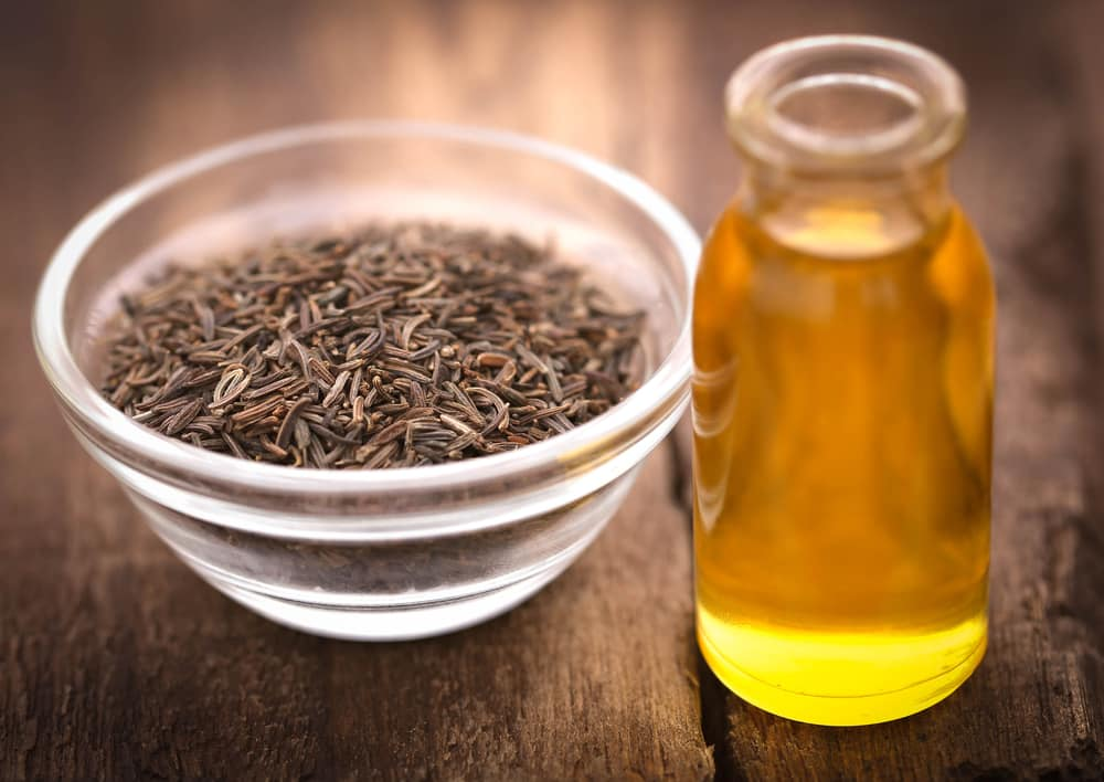 Caraway seeds food for upset stomach