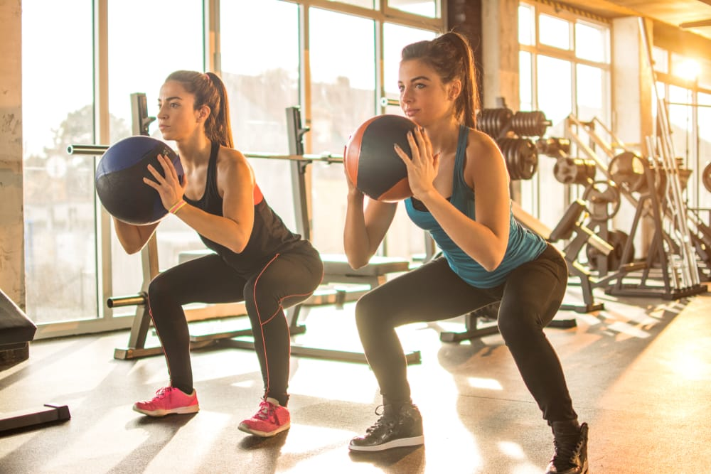 Exercise fibroids natural treatments