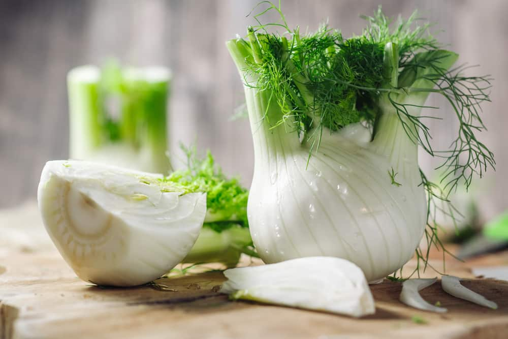 Fennel food for upset stomach