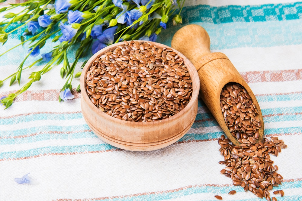 Flaxseeds fibroids natural treatments