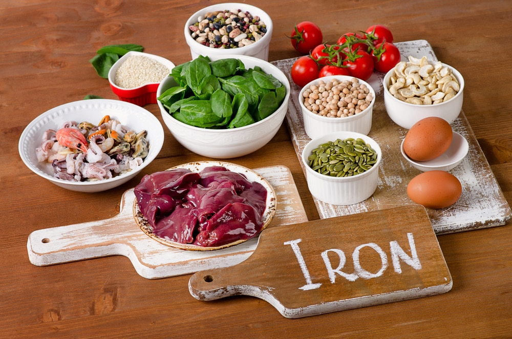 Foods that are high in iron fibroids natural treatments
