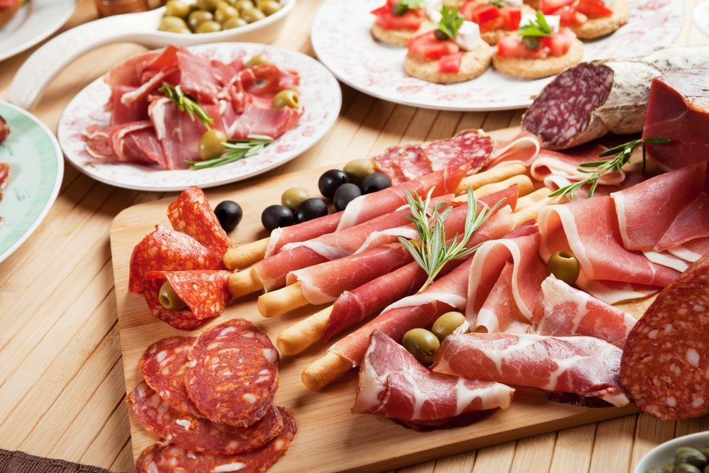 Processed Meats fibroids natural treatments