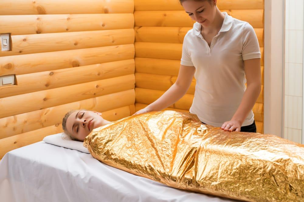 Rejuvenation Body Wraps to lose weight