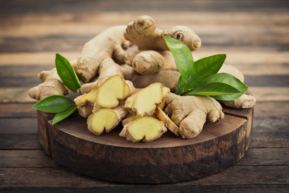 ginger food for upset stomach