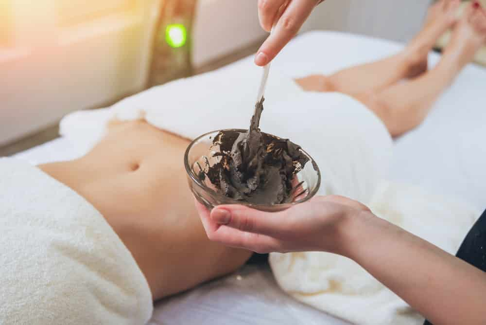 natural clay body wraps to lose weight