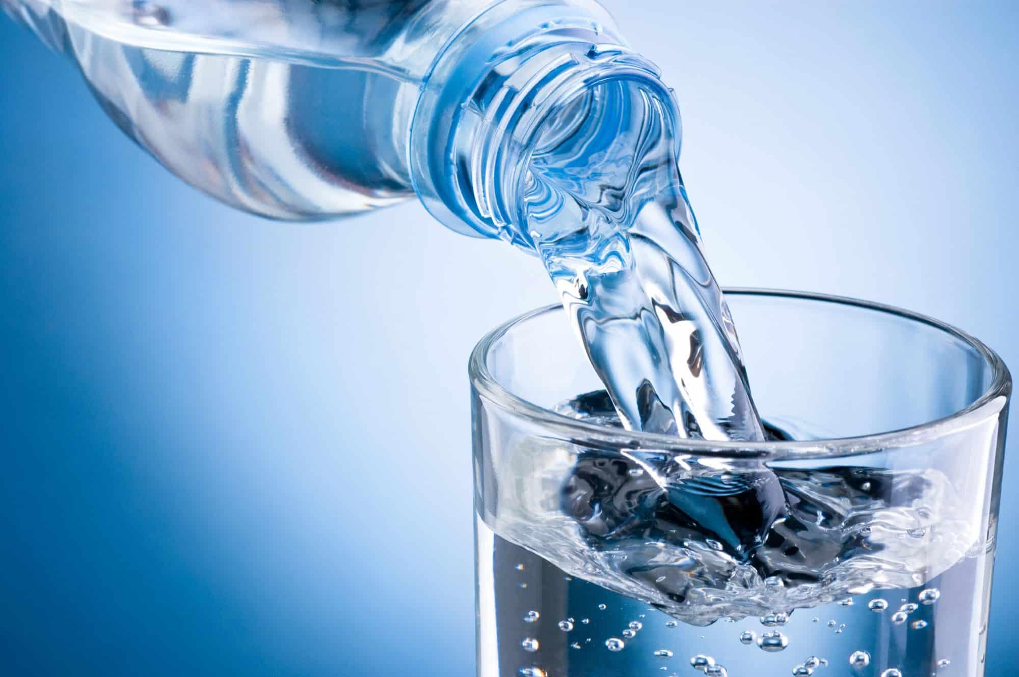 bottled mineral water benefits