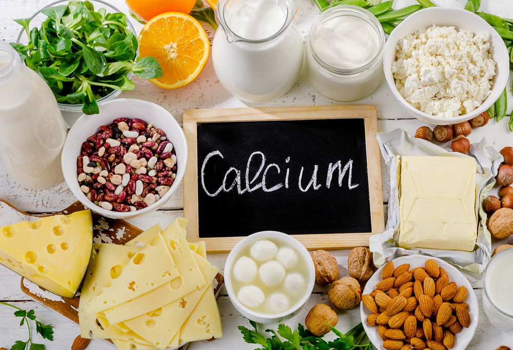 calcium benefits