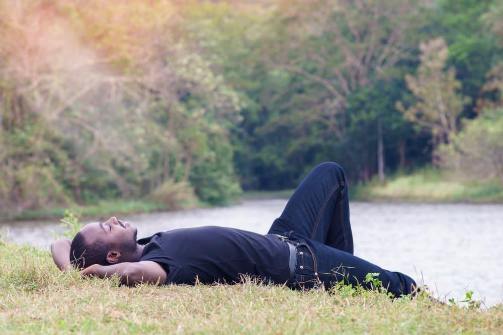 sleep on ground earthing