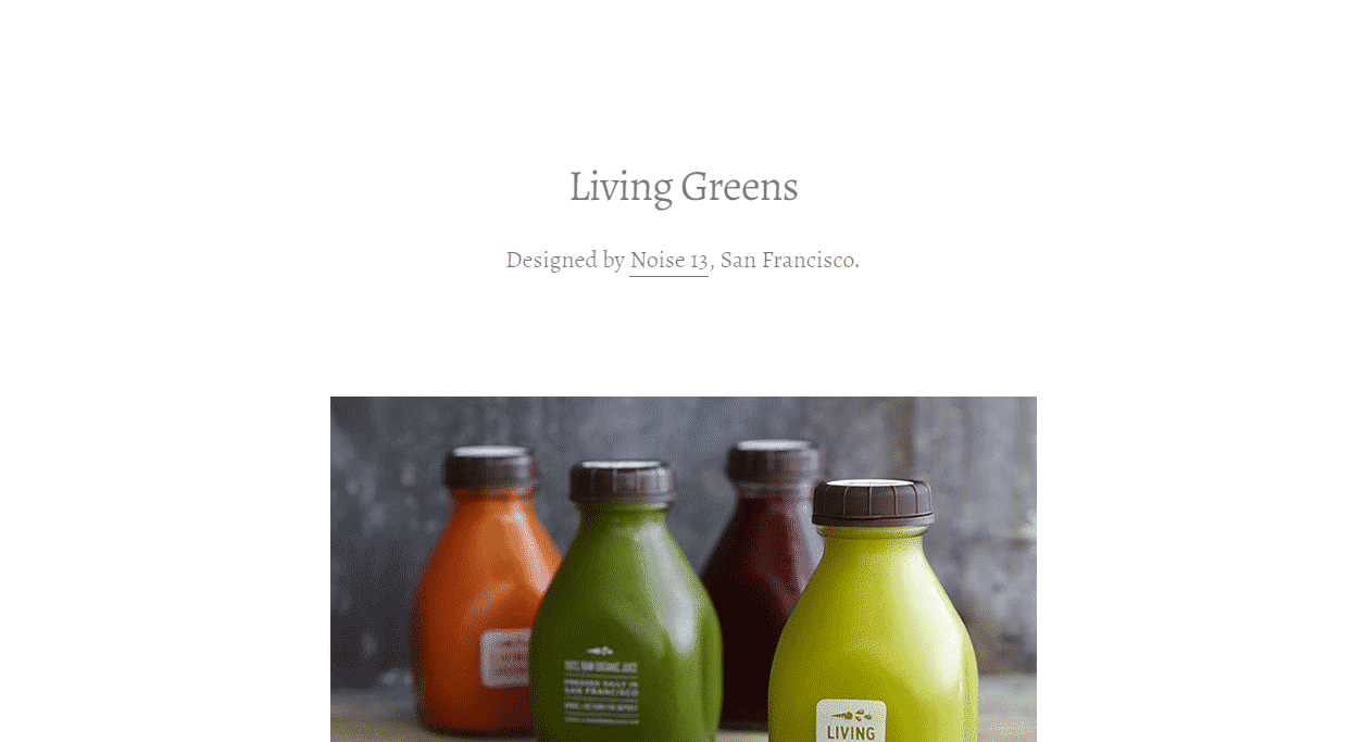 Living Greens