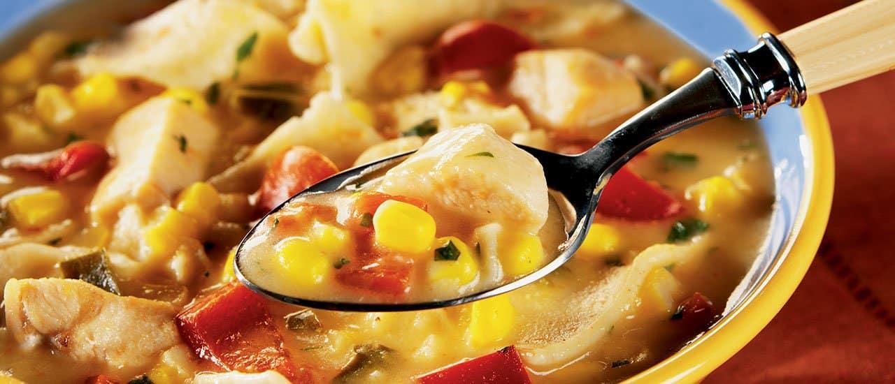 Chicken Chile Tortilla Soup
